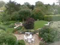 garden design nottingham